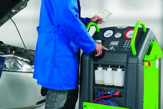 manutenção e reciclagem de ar-condicionado - TRONIC